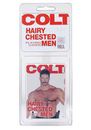 Colt Hairy Chedsted Men Playing Cards