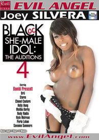 Black Shemale Idol Auditions 04