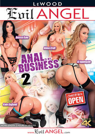 Anal Is My Business 02