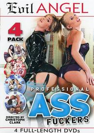Professional Ass Fuckers {4 Disc}