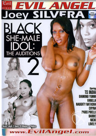 Black Shemale Idol Auditions 02