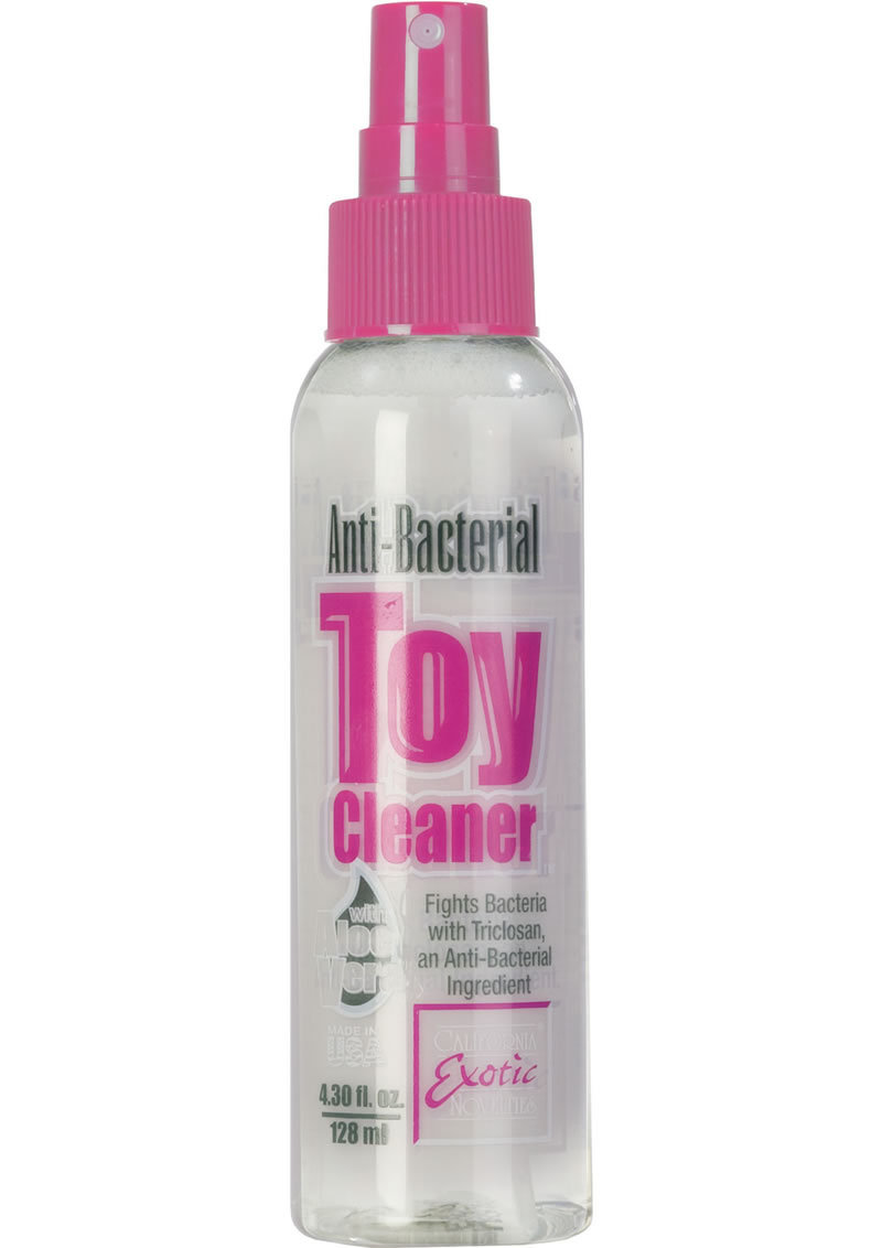 Toy Cleaner With Aloe Vera 4.3oz